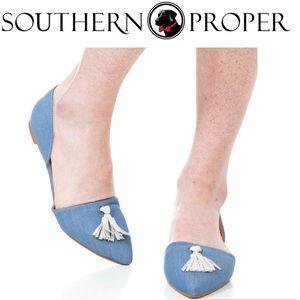 Southern Proper Caroline Flats